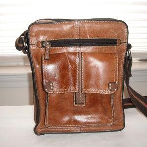 Fossil Messenger/Crossbody Bag